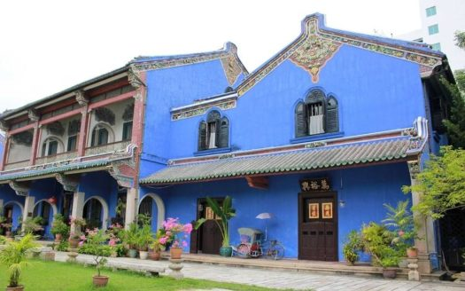 Cheong Fatt Tze - The Blue Mansion - Malaysia | Charme & Caractere Luxury